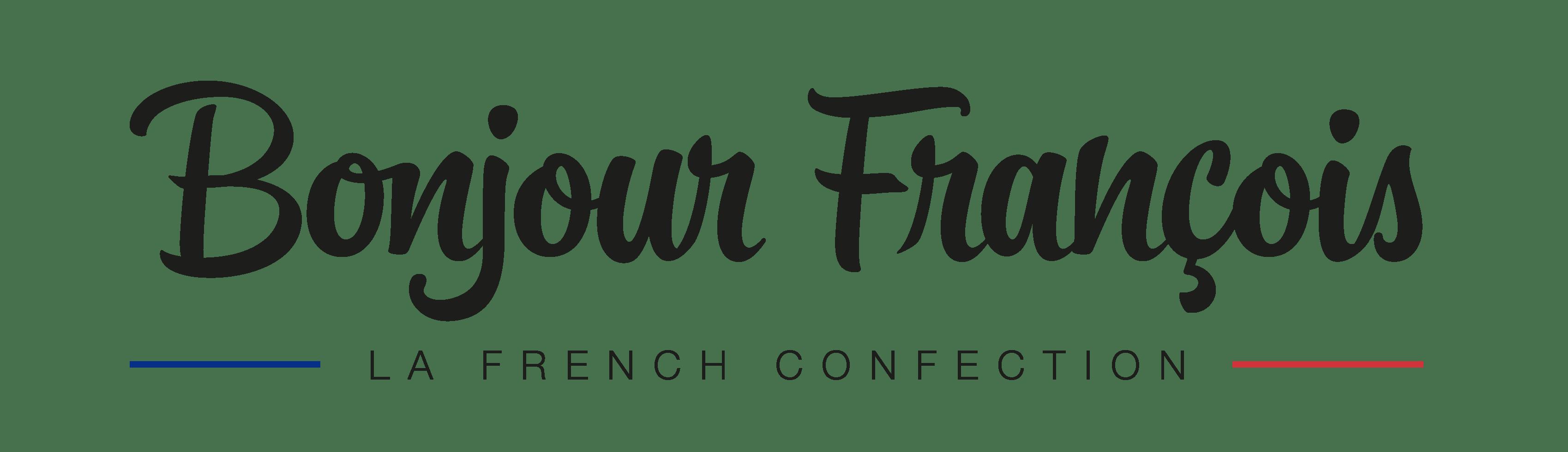 Bonjour François logo