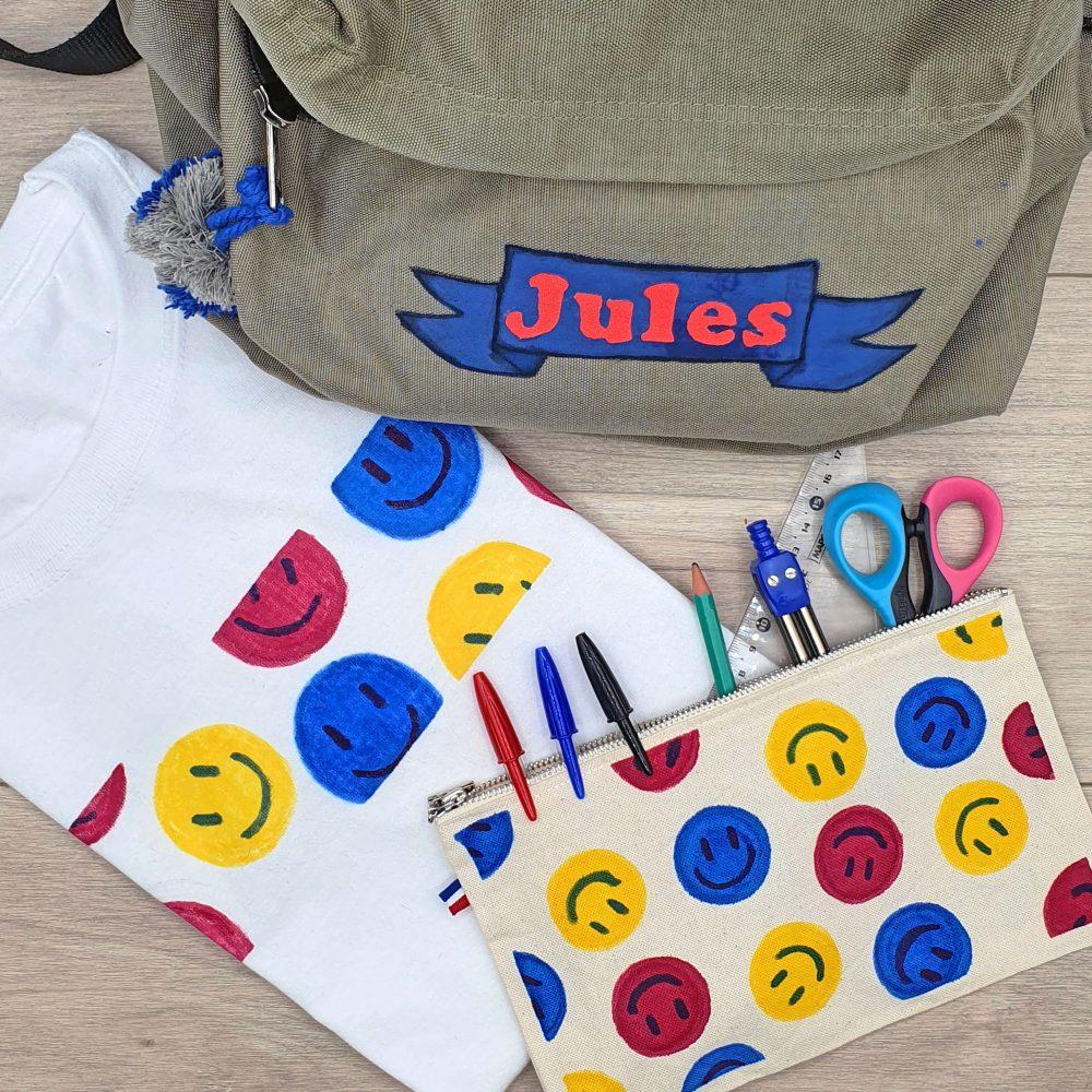 customisation textile enfant